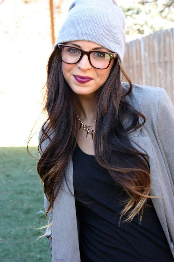 Az 5 leghasznosabb sminktipp szemüveges csajoknak | café mystra